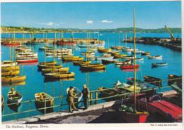 Postcard - The Harbour. Paignton, Devon - Card No. 2DC 199 - VG - Cartes Postales