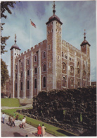 Postcard - Tower Of London - The White Tower - Card No. P.5 - VG - Cartes Postales