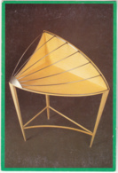 Postcard - Frank Taylor Furnature Designs - Display Case, American Maple With Steel (1991) - VG - Cartes Postales