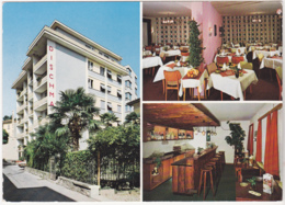 Postcard - Hotel Dischma, NVR Holiday, Lugano-Paradiso - VG - Cartes Postales
