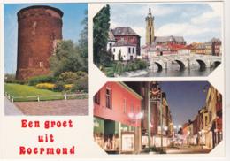 Postcard - Een Groet Uit Roermond - 3 Views - Card No. F 311 - VG - Cartes Postales