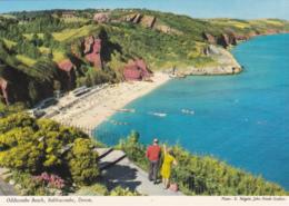 Postcard - Oddicombe Beach, Babbacombe, Devon - Card No. 2DC307 - VG - Cartes Postales