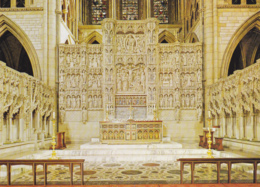 Postcard - Truro Cathedral - The Sanctuary Showing The High Alter  - Card No. C 5427X - VG - Cartes Postales