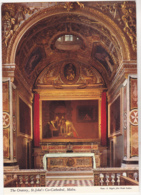 Postcard - The Oratory, St.John's Co-Cathedral, Malta - Card No. 2ML 321 - VG - Cartes Postales
