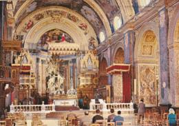 Postcard - St.John's Co-Cathedral, Valletta, Malta - Card No. MAL262 - VG - Cartes Postales