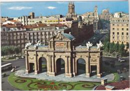 Postcard - Madrid - Puerta De Acala - Card No.B35.308.X - VG - Cartes Postales