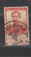 COB 111 Oblitération Centrale ANTWERPEN 2 - 1912 Pellens