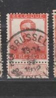COB 111 Oblitération Centrale BRUXELLES 3C - 1912 Pellens