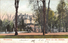 STRASBOURG - STRASSBURG - Partie Aus Dem Contades - Strasbourg