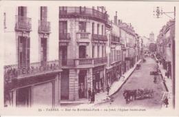 Hautes Pyrénées > Tarbes Rue Du Maréchal Foch PLAN RECHERCHE - Tarbes
