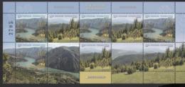 BOSNIA REPUBLIKA SRPSKA 2019 MNH** 787-88 KB Nature Protection Sheet Of 4 Set - Bosnien-Herzegowina
