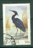 Zambia: 1987/88   Birds (Series 1)    SG491   50n     Used - Zambia (1965-...)