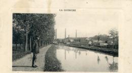 18   LA GUERCHE  USINE SAUVARD - France