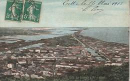 Hérault - SETE - CETTE - Vue Générale à Vol D' Oiseau - Sete (Cette)