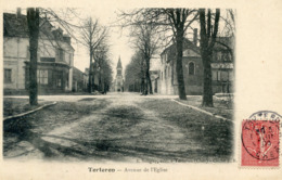 18   TORTERON  AVENUE DE L'EGLISE - Frankrijk