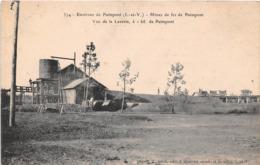 Environs De PAIMPONT - Mines De Fer De Paimpont - Vue De La Laverie à 1 Km De Paimpont - Paimpont