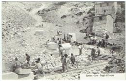 Carrara. Cave. Poggio Di Lorano. - Carrara