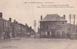 Le Chesne Rue De Vouziers - Le Chesne