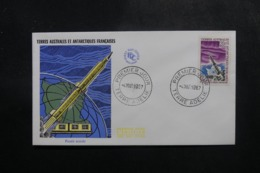 T.A.A.F. - Enveloppe FDC En 1967 - Fusée Sonde- L 47819 - FDC