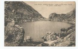Lago Verde -VALLONE MINIERA -Laghi Lunghi ,sopra TENDA- TENDE - France