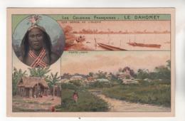 +3198,  Republik Dahomey Oder Dahome, Französisch République Du Dahomé - Dahomey