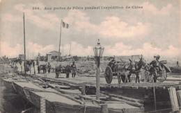 CHINE  -  CHINA  -  Aux Portes De  PEKIN Pendant L 'expédition De Chine ( BEIJING ) - China