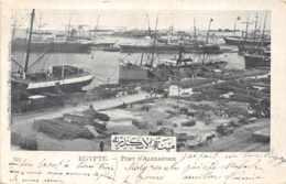 Port D'Alexandrie - Alexandrie