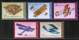 RU 1974 MI 4315-19 ** - 1923-1991 USSR