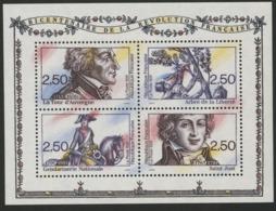"""BF 13 """"Bicentenaire De La Révolution Française"""". Neuf Sans Charnière **. TB - Nuovi"""