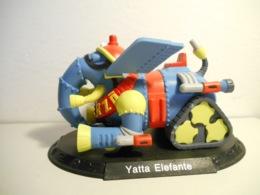 Yattaman Yatta Elefante - Action- Und Spielfiguren
