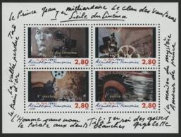 """BF 17 """"Ier Siècle Du Cinéma"""". Neuf Sans Charnière **. TB - Blocs & Feuillets"""