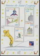 """BF 20 """"Antoine De Saint-Exupéry / Le Petit Prince"""". Neuf Sans Charnière **. TB - Blocchi & Foglietti"""