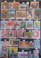 Congo - Petite Collection De Timbres Principalement Oblitérés Dont Qqles Anciens N°17, 34, 64 - Congo - Brazzaville