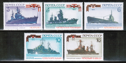 RU 1973 MI 4162-66 ** - 1923-1991 USSR