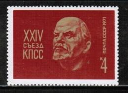 RU 1971 MI 3843 ** - 1923-1991 USSR