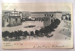 V 10926 Firenze - Piazza Cavour Con L'Antica Porta Di S. Gallo - Firenze