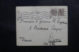 DANEMARK - Enveloppe De Copenhague Pour La France En 1922 - L 47843 - 1913-47 (Christian X)