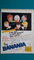 Ancienne Pub Y'a Bon Banania - Pubblicitari