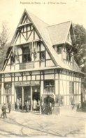 Exposition De Nancy -l'hotel Des Postes - Nancy