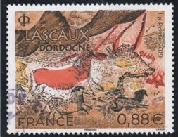 FRANCE 2019 GROTTE LASCAUX DORDOGNE OBLITERE YT 5318 - France