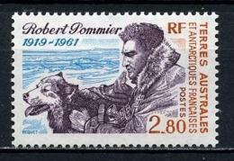 TAAF 1994 N° 188 ** Neuf MNH Superbe C 1.70 € Robert Pommier  Chiens Dogs Animaux Fauna - Französische Süd- Und Antarktisgebiete (TAAF)