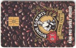CZECH REP. D-472 Chip Telecom - Advertising, Drink, Coffee - Used - Tschechische Rep.
