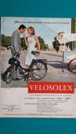 Ancienne Pub,Velosolex - Pubblicitari