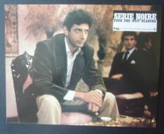 12 Photos Du Film Série Noire Pour Une Nuit Blanche (1985) - Albums & Verzamelingen