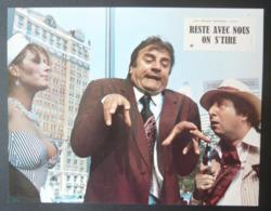 8 Photos Du Film Reste Avec Nous On S'tire (1980) - Albums & Verzamelingen
