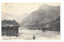 22794 - Pas Du Porteur De Bois Lac Derborence - VS Wallis