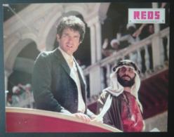 12 Photos Du Film Reds (1982) – Warren Beatty - Albums & Verzamelingen