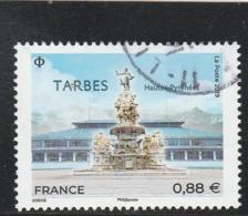 FRANCE 2019 TARBES OBLITERE YT 5335 - France