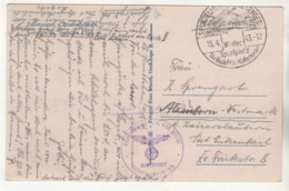 +3209,  Feldpost, Sudetengau, Riesengebirge, Geiergucke - War 1939-45