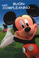 [DC1133] CPM - TOPOLINO COMPIE 80 ANNI 1928/2008 - STEAMBOAT WILLIE - CARTOLINEA 1133 - Non Viaggiata - Disney
